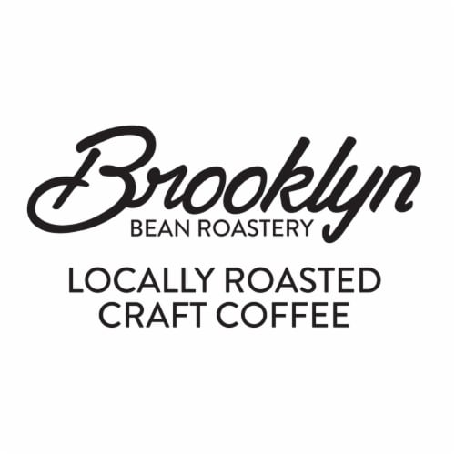 Brooklyn Beans Medium Roast Ground Coffee,  Brooklyn Bridge,  six-12 Ounce Bags Perspective: top
