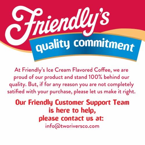 Friendly's Ice Cream Flavored Coffee Pods for Keurig 2.0, Mint Chocolate Chip, 40 Count Perspective: top