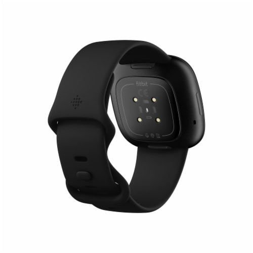 Fitbit Versa 3 -  Black Perspective: top