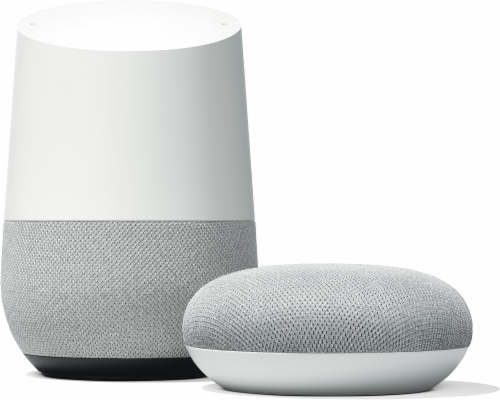 Google Home - White (Limited Stock) Perspective: top