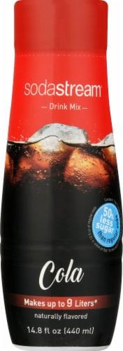 SodaStream Cola Beverage Mix Perspective: top