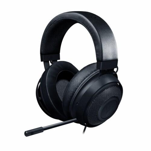Razer Kraken Gaming Headset - Black Perspective: top
