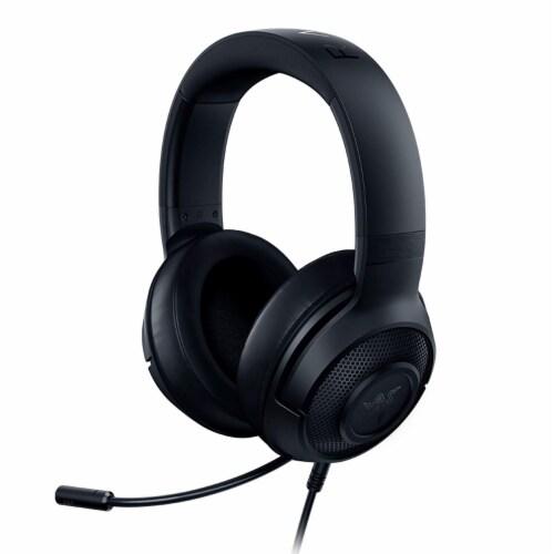 Razer Kraken X Gaming Headset - Black Perspective: top