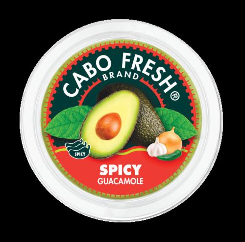 Cabo Fresh® Spicy Guacamole Perspective: top