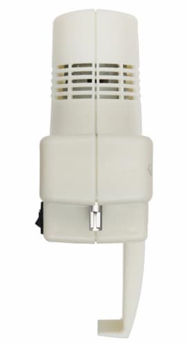 Roots & Branches VKP250-M2 food strainer small electric motor, white Perspective: top
