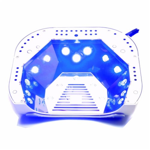 Gelish 18G Professional Salon Gel Nail Polish 36W Curing LED Light Lamp Dryer Perspective: top