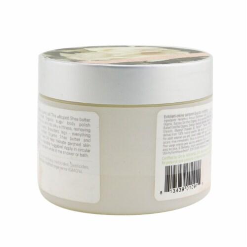 Farmhouse Fresh Organic Whipped Shea Butter Body Polish  Big Bare 237g/8oz Perspective: top