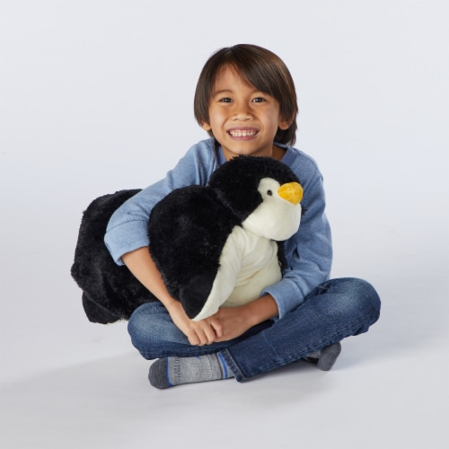 My Pillow Pets Penguin Perspective: top