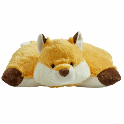Pillow Pets Wild Fox Plush Toy Perspective: top