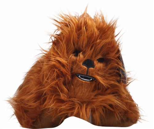 Pillow Pets Disney Star Wars Chewbacca Plush Toy Perspective: top