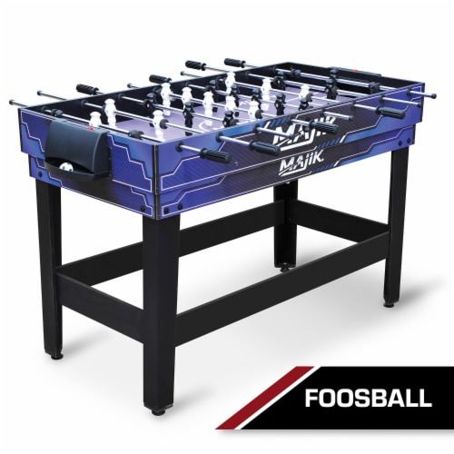 Eastpoint Sports Majik 54 Inch 4 in 1 Multi Game Arcade Combination Table Set Perspective: top