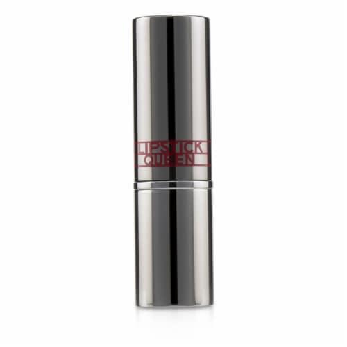 Lipstick Queen Metal Lipstick  # Noire Metal (Mesmerizing Metallic Blackberry) 3.8g/0.13oz Perspective: top