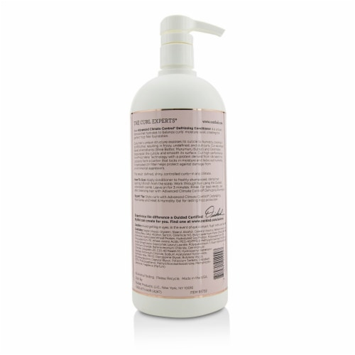 Ouidad Advanced Climate Control Defrizzing Conditioner (All Curl Types) 1000ml/33.8oz Perspective: top