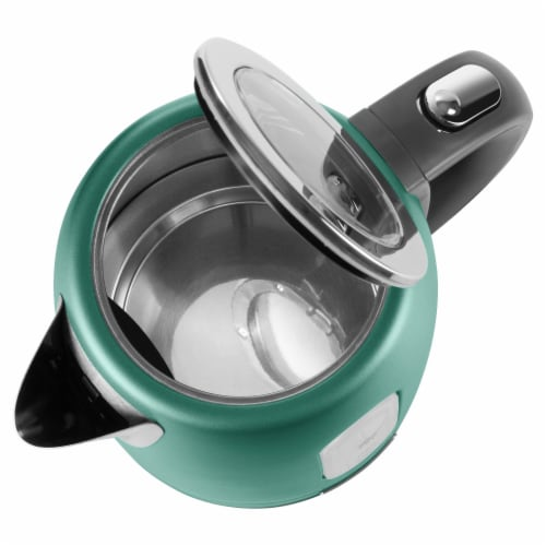 Sencor Stainless Electric Kettle - Green Perspective: top