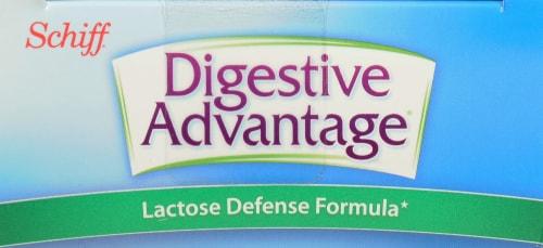 Digestive Advantage Lactose Defense Formula Probiotic Digestive & Immune Health Capsules Perspective: top