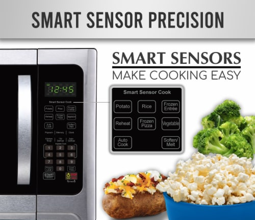 Farberware Professional Microwave Oven Perspective: top