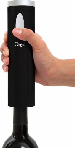 Ozeri Fascina Electric Wine Bottle Opener and Corkscrew Perspective: top