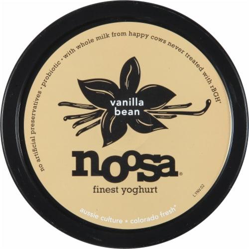 Noosa Vanilla Bean Yogurt Perspective: top