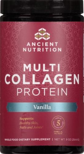 Ancient Nutrition Vanilla Multi Collagen Protein Perspective: top