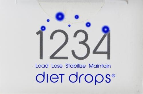 Creative Bioscience 1234 Diet Drops Perspective: top
