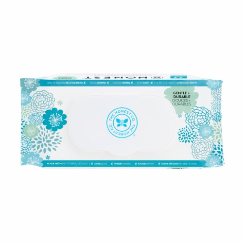 The Honest Co. Baby Wipes Perspective: top