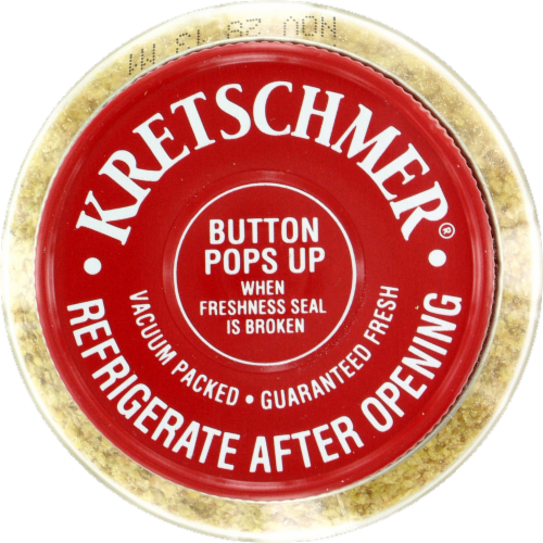 Kretschmer Original Toasted Wheat Germ Perspective: top