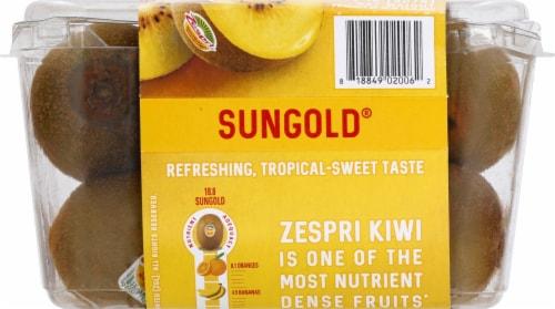 Zespri Sungold Kiwifruit Perspective: top