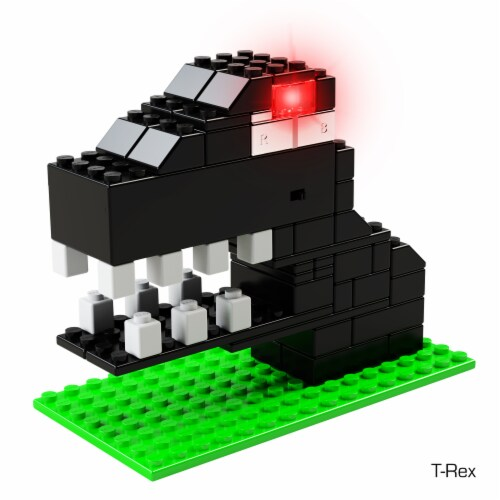 E-Blox Story Blox The Cave Building Set Perspective: top