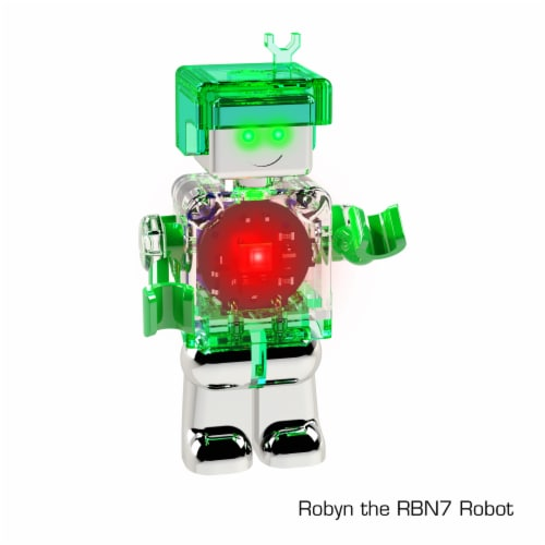 E-Blox Lumen Robyn Power Figure Perspective: top