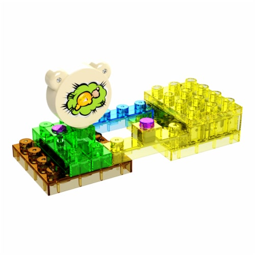 E-Blox Circuit Blox Build Your Own Burp & Fart Machine Perspective: top