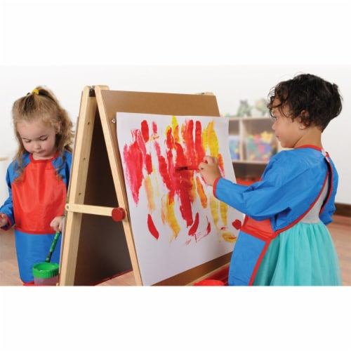 Kaplan Early Learning Toddler Adjustable Easel Perspective: top