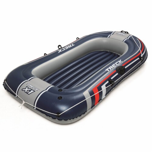 Bestway Hydro Force Treck X1 Inflatable Raft Perspective: top