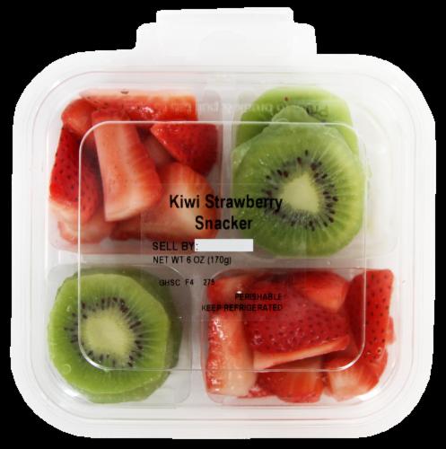 Garden Highway Kiwi Strawberry Snacker Perspective: top