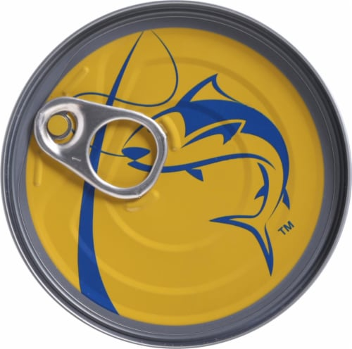 Wild Planet No Salt Added Wild Albacore Tuna Perspective: top