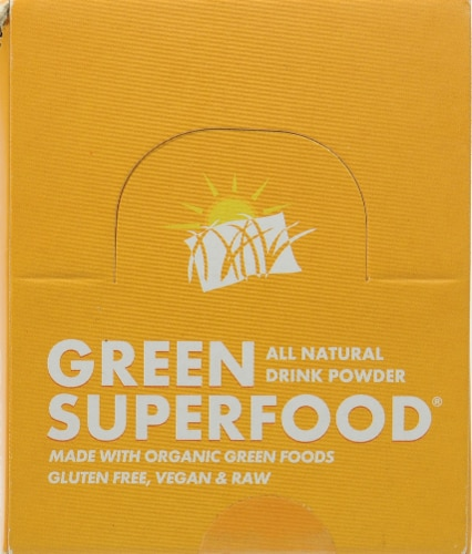 Amazing Grass Green Superfood Powder Perspective: top