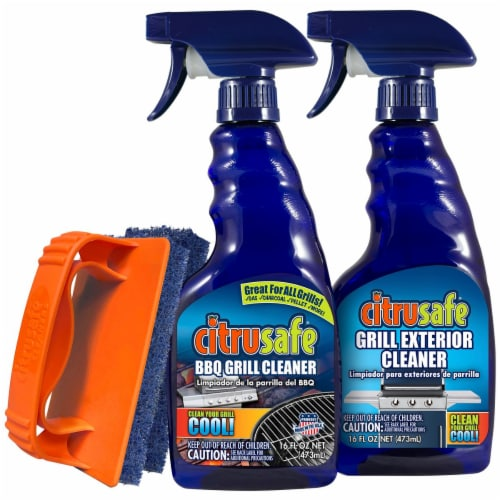 Bryson Industries 272106 Grill Care Kit - 3 Piece Perspective: top