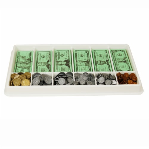 Learning Advantage™ Play Money Kit Perspective: top