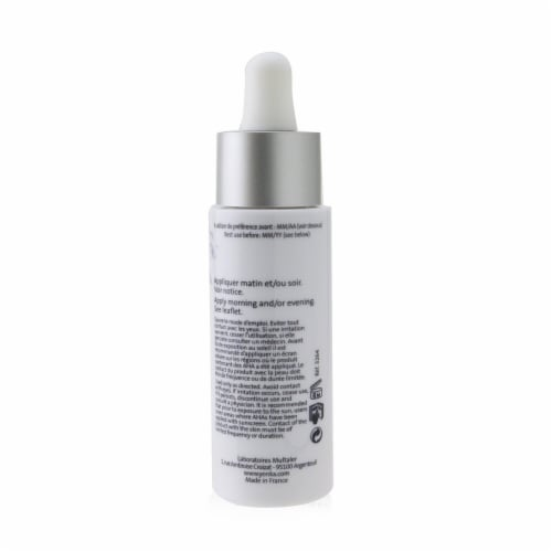 Yonka Specifics Essential White With Ficus Flower & AHA  Daily Bright & Peel Solution 30ml/1. Perspective: top