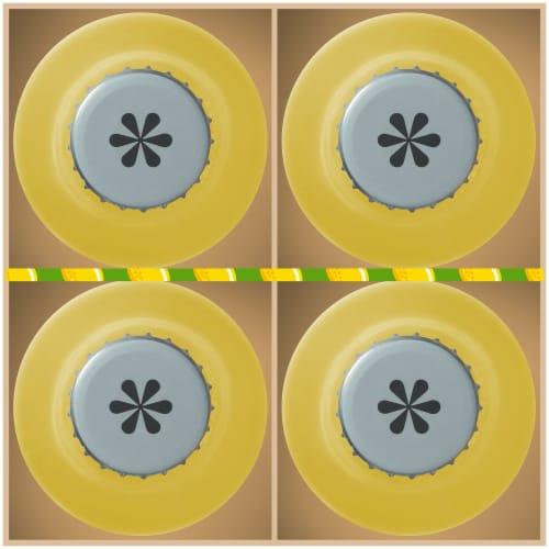 Izze® Sparkling Juice Lemon Flavored Juice Drinks Perspective: top