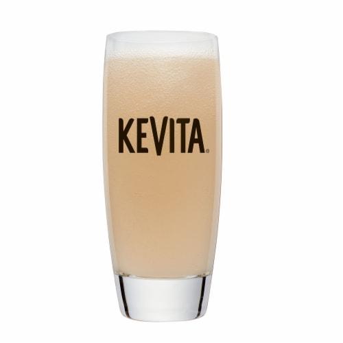 Kevita® Lemon Ginger Flavored Sparkling Probiotic Drink Perspective: top