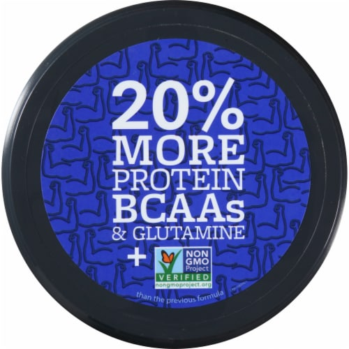 Vega™ Sport Plant-Based Berry Performance Protein Powder Drink Mix Perspective: top