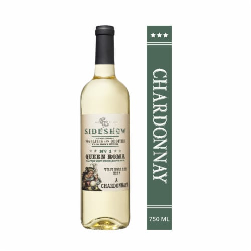 Sideshow Chardonnay Perspective: top