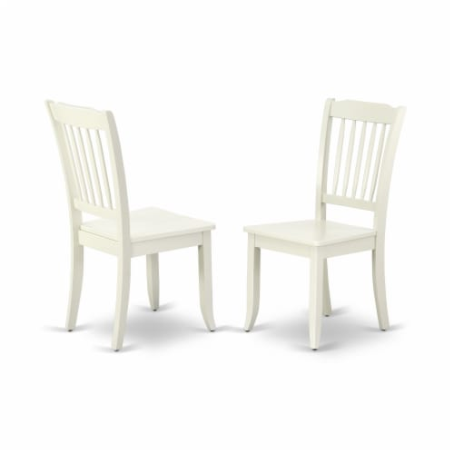 East West Furniture Antique 5-piece Dining Set w/ Leather Chairs in Black/Cherry Perspective: top