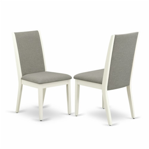 6PC 42/60 inch Table with 18 In Leaf & 4 vertical slatted Chairs plus 1 bench Perspective: top