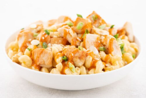 Home Chef Value Meal Kit Crispy Buffalo Chicken Mac And Cheese Perspective: top