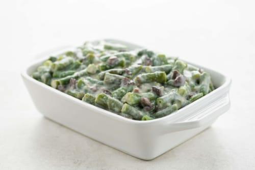 Home Chef Heat & Eat Green Bean Casserole Perspective: top
