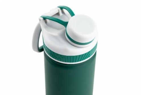 Manna Ranger Pro Bottle - Green Perspective: top