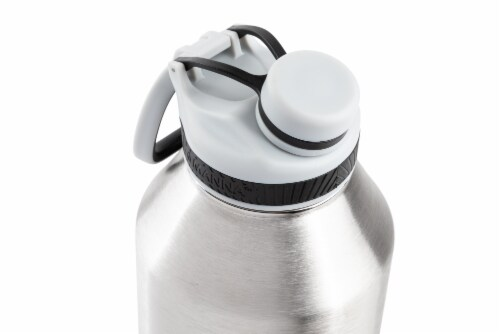Manna Ranger Pro Stainless Steel Bottle Perspective: top