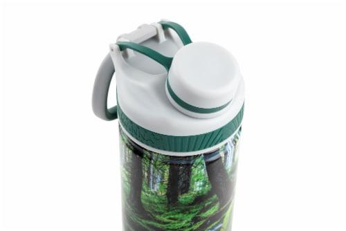 Manna Ranger Pro Bottle - Waterfall Perspective: top