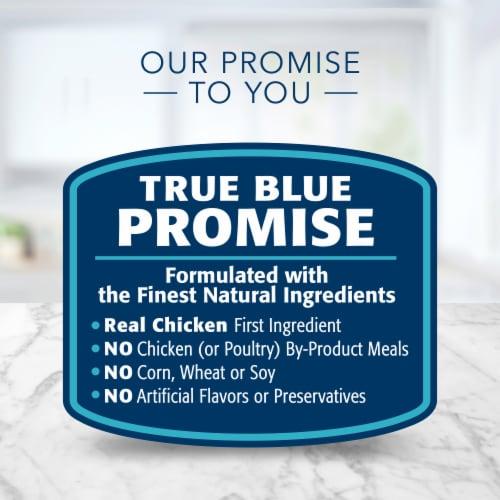 Blue Buffalo Tastefuls Chicken Entree Natural Kitten Pate Wet Cat Food Perspective: top